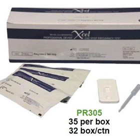 Bio-Cel Xcel Pregnancy Test Kit