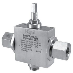 2-way Subsea Ball Valve | S2B4S20M6 Valve