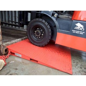 Shipping Container Ramps I Container Ramp 8 Ton CR8