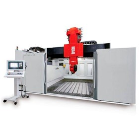 CNC Vertical Machining Center | Gantry Type 5-axis