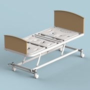 Electronic Aged Care Bed | The Rose - Hi-Lo
