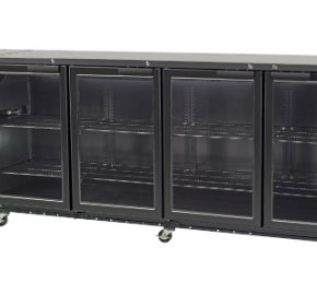 4 Swing Doors Chiller | BB780X