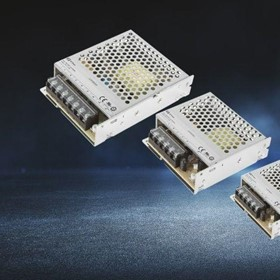 LCS Series: Cost-Effective Panel Mount AC-DC Power Supplies