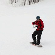 Accurate 3D Scanning While Snowboarding...Why Not?