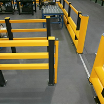 Warehouse Safety | A-SAFE | Slide Gate