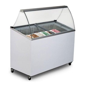 7 Tub Gelato Display Freezer | GD0007S