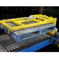 Pallet Transfer | Pallet Trolley Systems