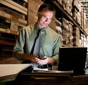 RF Wireless Warehousing Solution for Microsoft Dynamics AX