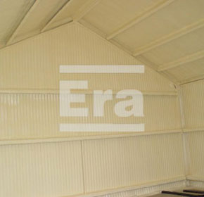 Rigid Polyurethane Spray System - Erathane SR Series