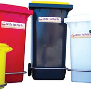 Foot Operated Pedal Bins | Lid Lifta