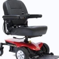 Power Wheelchairs | Jazzy Select Elite