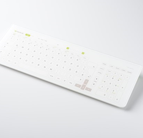 Glass Keyboard & Mouse | IC Medical