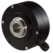 INHJ Incremental Through Hollow Shaft Encoders