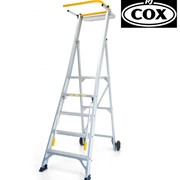 All Terrain Mobile Platform Ladder Omni