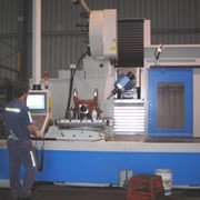 CNC Universal Bed Mills