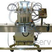 Volumetric Liquid & Cream Filling Machine for Hire | AMF-4C Series