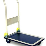 Platform Trolley with Folding Handle | Wagen