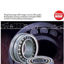 Heavy Machinery Bearings for Mining and Construction Industry
