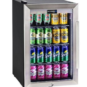 Schmick Tropical Triple Glazed Outdoor Alfresco Bar Fridge