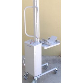Manual and Electric Table Lift Trolleys