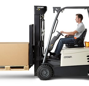 Crown Forklifts for Hire