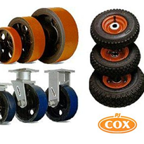 Wheels and Castors - Offered by Lemcol