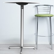 Bar Table Base | FOLD-FLAT