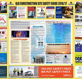 QLD Construction Site Safety Guide 2016/17