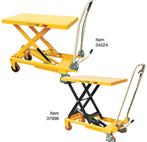 Scissor Lift Table/Trolley