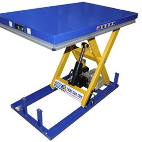 1000kg Single Scissor Lift Tables