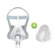 Vitera Full Face CPAP Nasal Mask - Small Size (Bonus)
