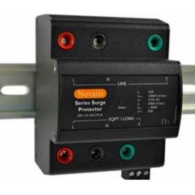 Series Surge Protectors | 6A to 63A