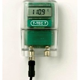 Single Temperature Channel Data Logger with PT100 Sensor | T-TEC P
