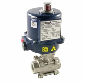 Full Bore Ball Valve | 2 Way/3 Piece ST/ST