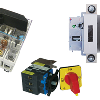 Isolators & Panel Mount Switches | Load Break Type