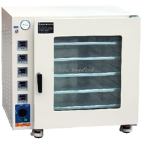 Vacuum Drying Ovens | 210L 250°C, w/ 5 Heated Shelves