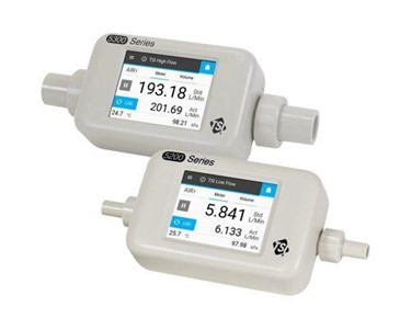 NEW TSI 5000 Series Mass Flow Meters