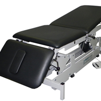 3 Section Therapy Table | Physiotherapy Table | ABCO
