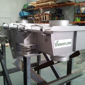 Vibratory Screens | Stainless Salt Scalper