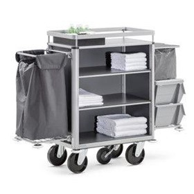 Chambermaid Trolley | Mundus