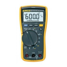 117 Electrician's Multimeter with Non-Contact Voltage