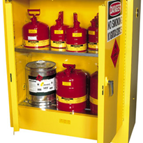 Dangerous Goods Storage Cabinets   By Justrite