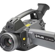Infrared Camera for SF6 Gas Leak Detection - FLIR GF306