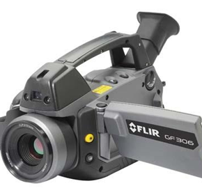 Infrared Camera for SF6 Gas Leak Detection | FLIR GF306