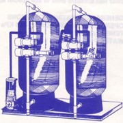 Twin Column Demineralisers