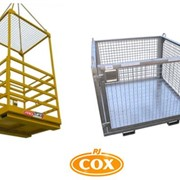 Crane Cages - Safety & Goods Cages for Cranes | WP-C