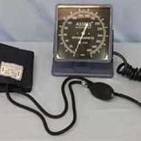Sphygmomanometer | Desk and Wall Type