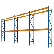 Pallet Racking | 18 Pallet Space 2438mm H