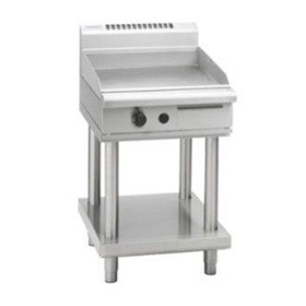 800 Series GP8600G-LS | 600mm Gas Griddle Leg Stand