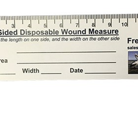 Wound Care Measure Ruler